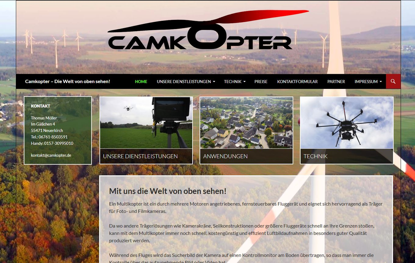 Camkopter