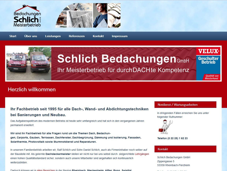 Schlich Bedachungen GmbH
